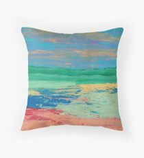 Scape Throw Pillow