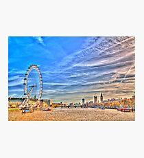 London's Calling Photographic Print