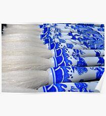 Porcelain Brushes of China Poster