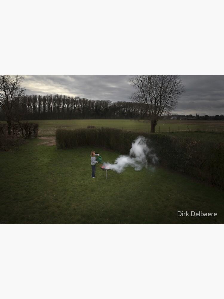 Fire service by Delbaere