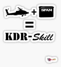Battlefield Math  Sticker