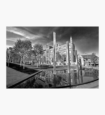 Chetham's school of music Photographic Print
