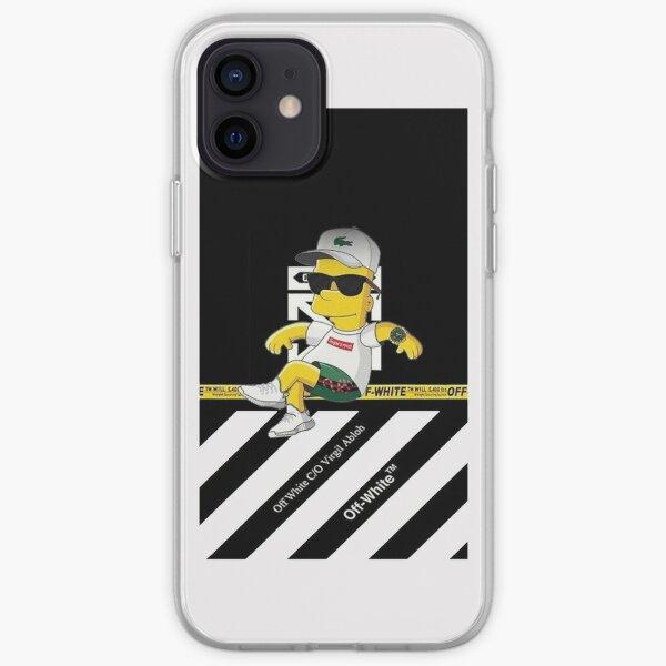 25 stussy Funda blanda para iPhone