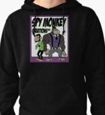 Spy Monkey Creations Inc Logo! Pullover Hoodie