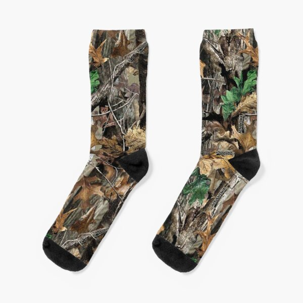 Real Tree 2 Socks