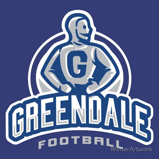 TShirtGifter presents: GreenDale Football