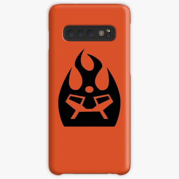 Lava Strike Force Emblem - Black Samsung Galaxy Snap Case