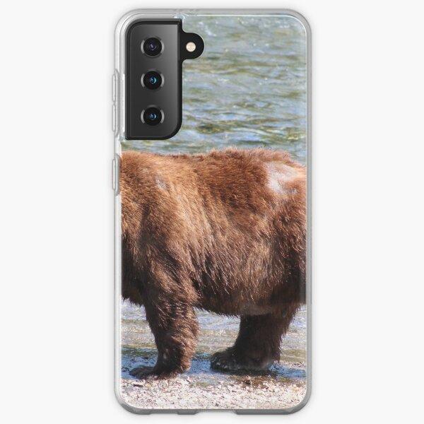 Bear On A Mission Samsung Galaxy Soft Case