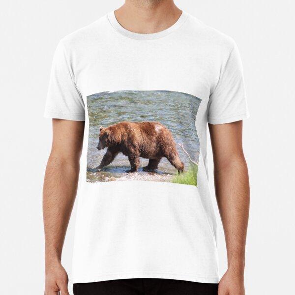Bear On A Mission Premium T-Shirt