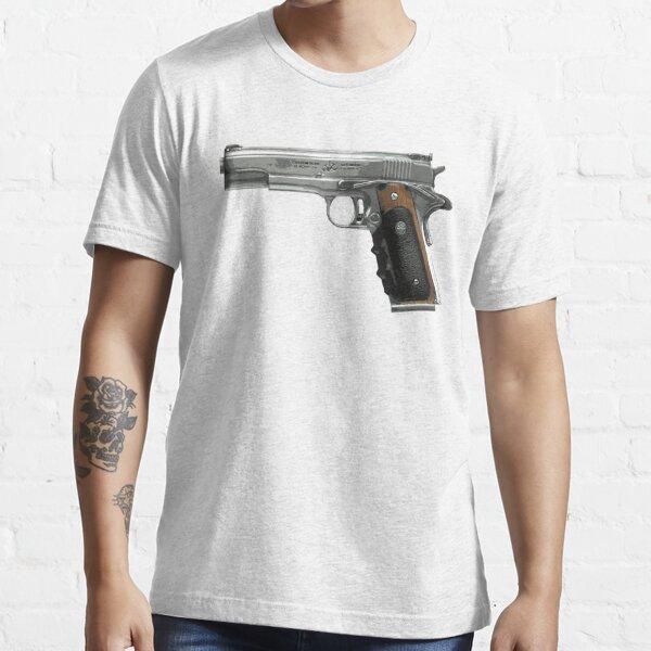 HITMAN AMT Hardballer 45. ACP (Mr. 47's choice) Essential T-Shirt