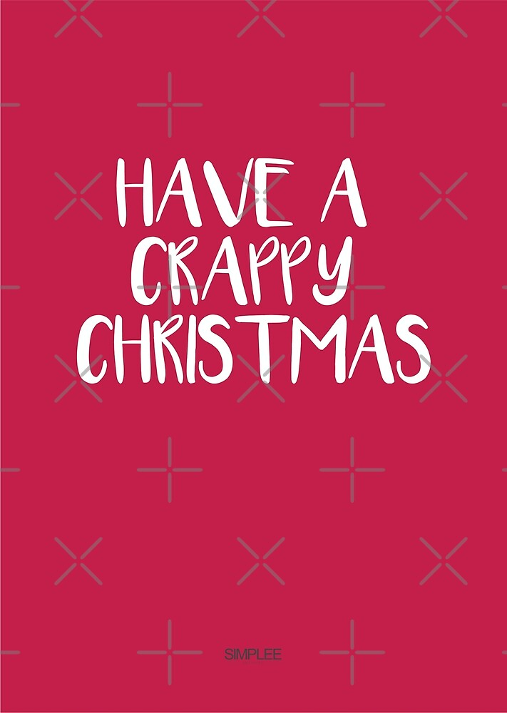 Simplee Cards: Crappy Christmas by SimpleeShop