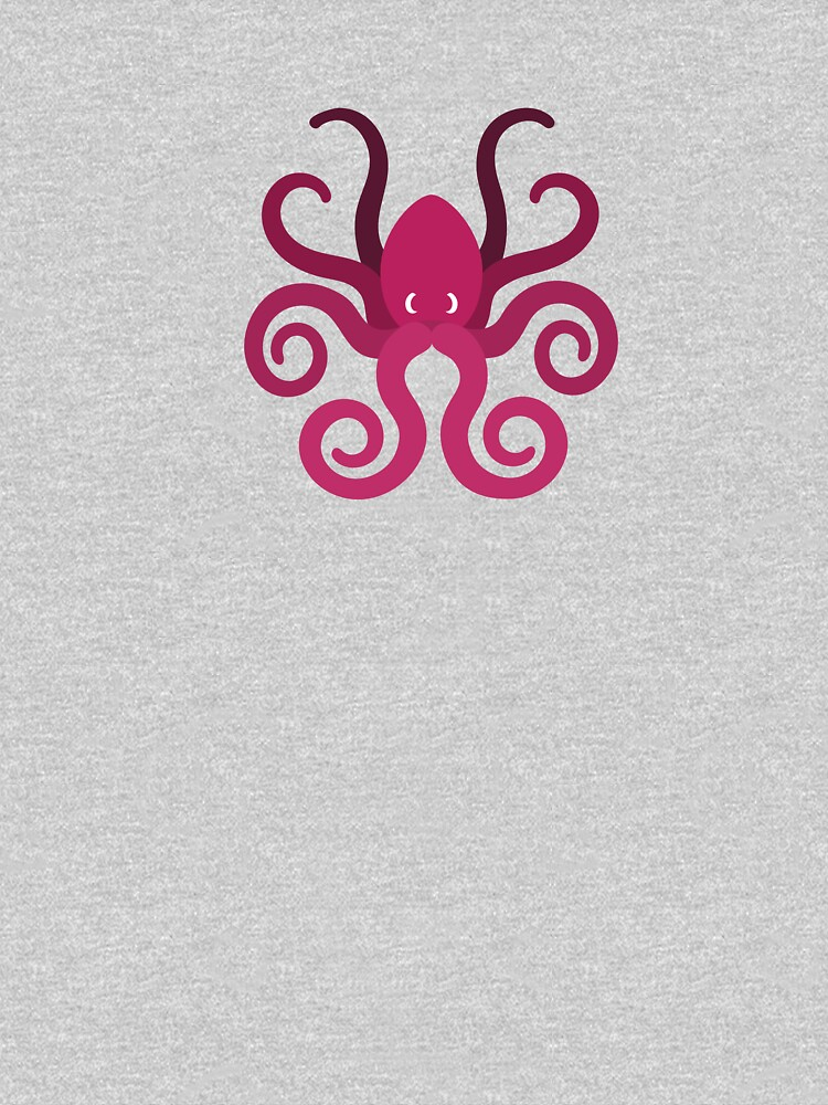 Curly the octopus by a-roderick