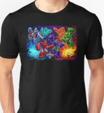 Weaponeers of Monkaa Epic Battle Unisex T-Shirt
