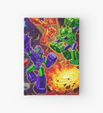 Weaponeers of Monkaa Epic Battle Hardcover Journal