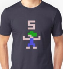 Lemmings #01 Unisex T-Shirt