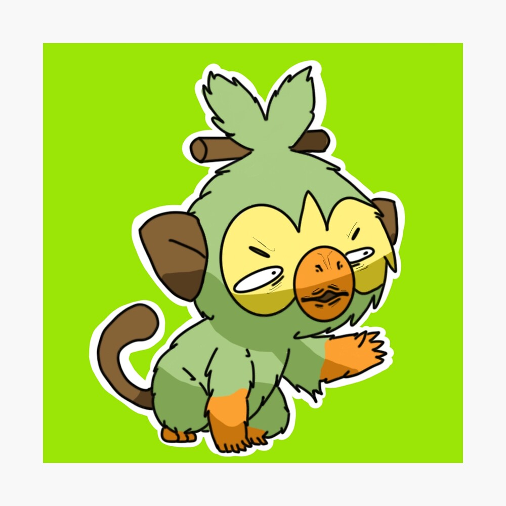 Grookey Gang Poster By Cloutsquirrel Redbubble See more of grookey gang on facebook. grookey gang poster by cloutsquirrel redbubble