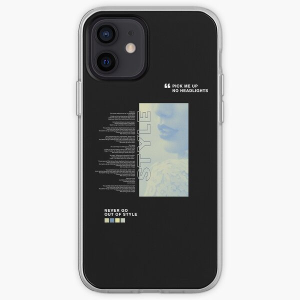Style x Lover iPhone Soft Case