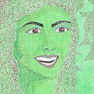 Pure Joy, Watercolor and Ink by ArmadaVolya