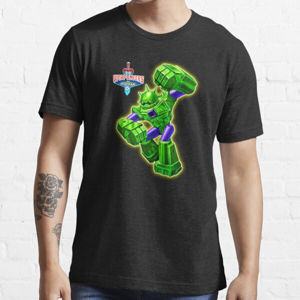 Weaponeers of Monkaa Brutok Essential T-Shirt