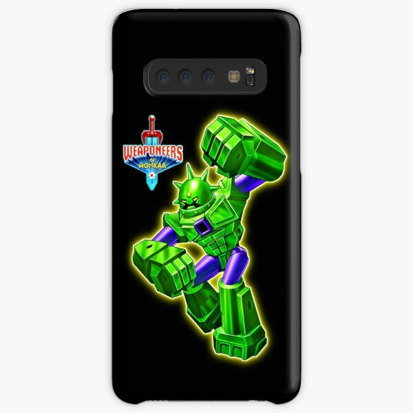 Weaponeers of Monkaa Brutok Samsung Galaxy Snap Case