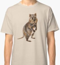 Cute little quokka Classic T-Shirt