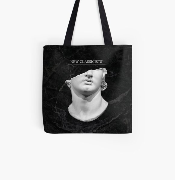 New Classicists Totebag - own logo All Over Print Tote Bag