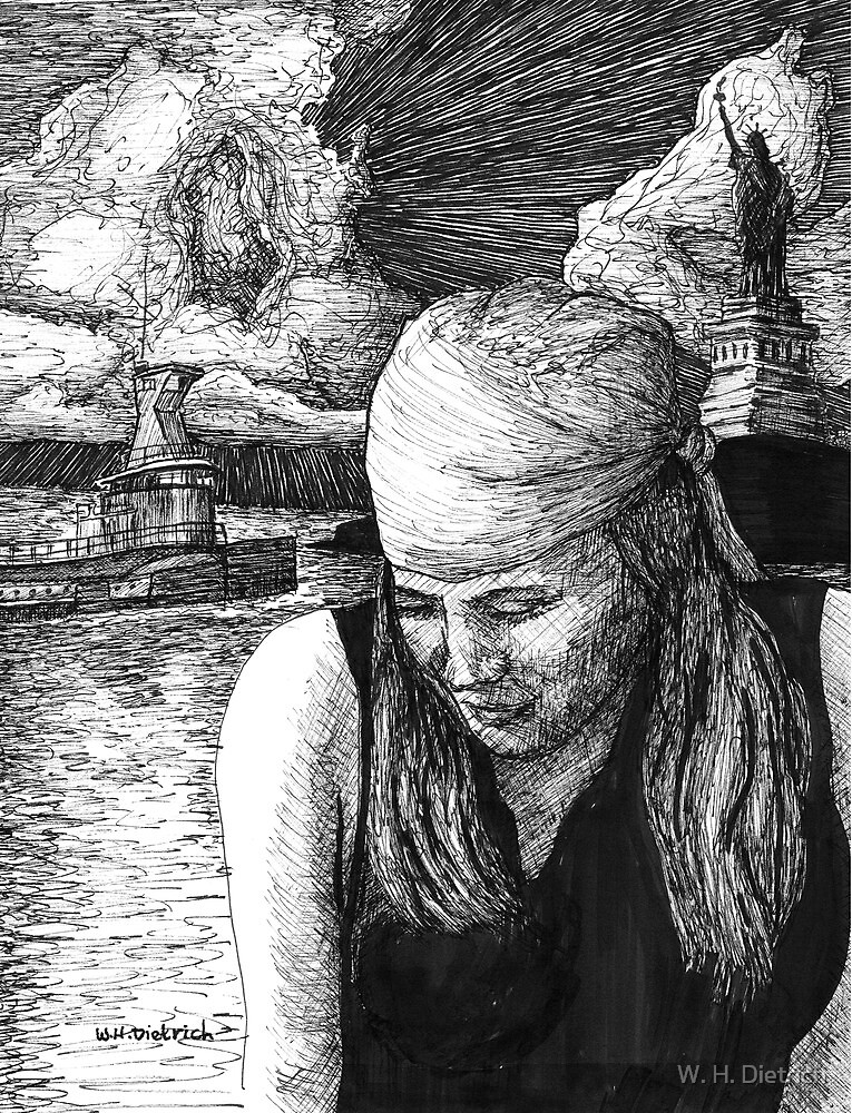 Suzanne by W. H. Dietrich
