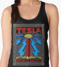 TESLA COIL - INFINITE ENERGY Women's Tank Top