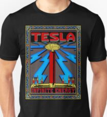 TESLA COIL - INFINITE ENERGY T-Shirt