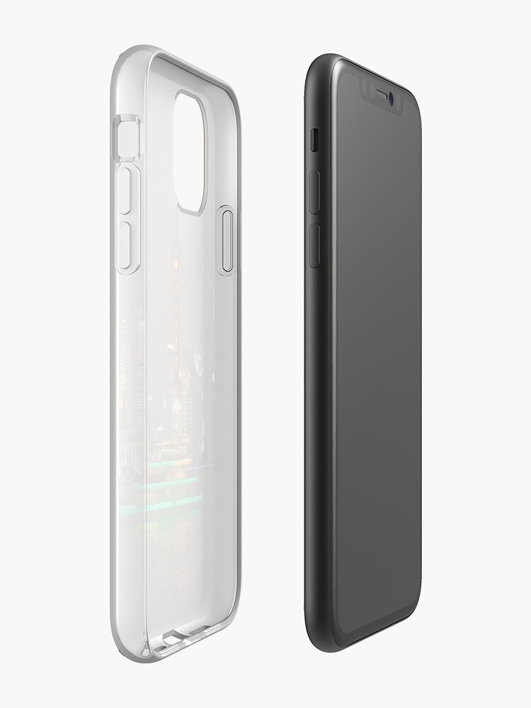 Alternate view of Green Boat iPhone Case & Cover