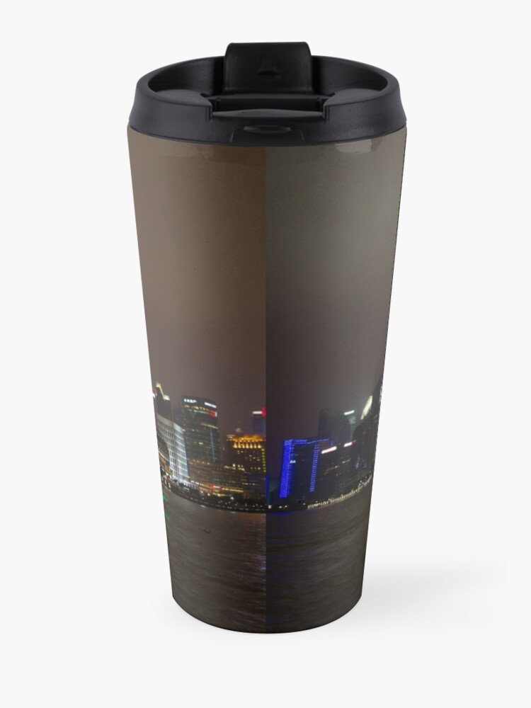 Alternate view of Green Boat Travel Mug