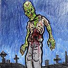 zombi arise 2  by mattycarpets