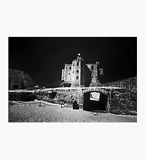 """Dark Castle"" Photographic Print"