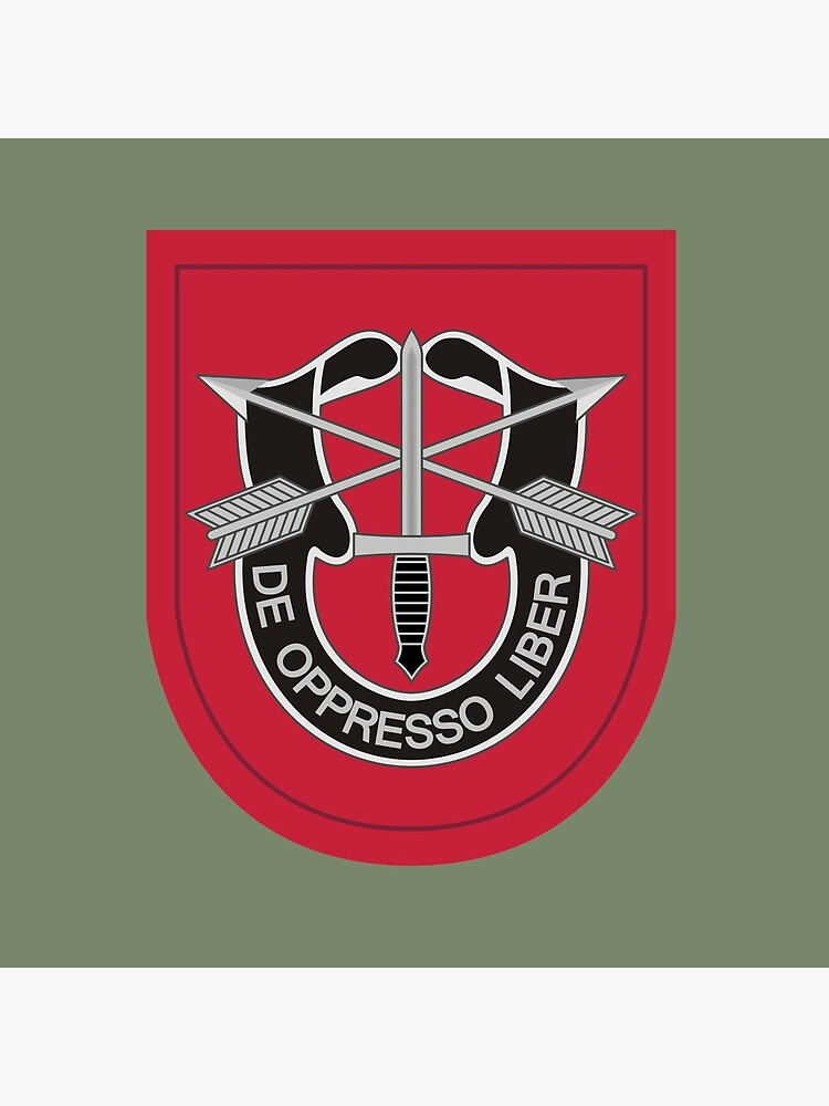 7th Special Forces Group (United States) by wordwidesymbols