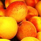 Peach Pile by Mario  Vazquez