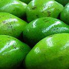 Avocados by Mario  Vazquez