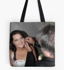 Tafflynn and Tony Tote Bag
