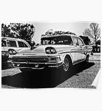 Ford Fairlane Poster