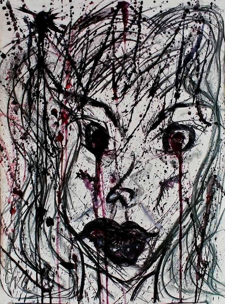Aesthetics of Rage by C. Rodriguez