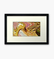 Loose Goose Framed Print