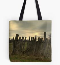 For  Fence Lovers.................... Tote Bag