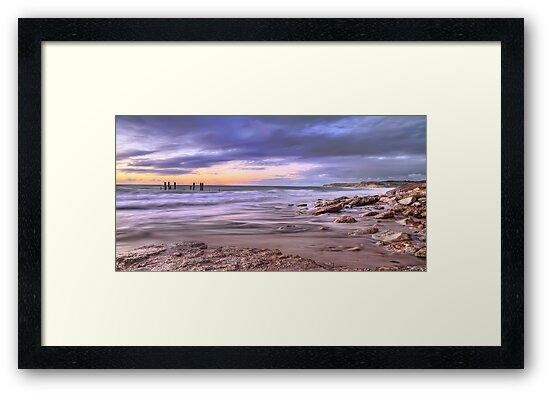 Seaside South Australia by Shannon Rogers