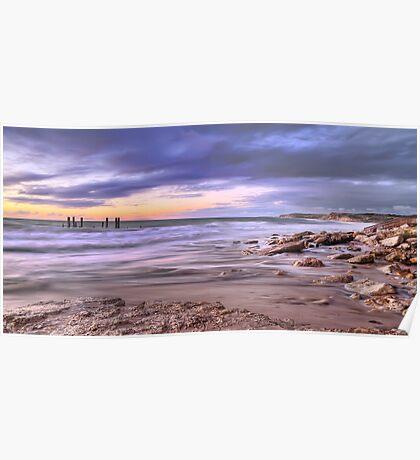 Seaside South Australia Poster