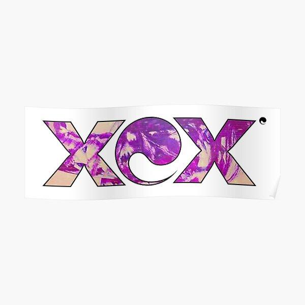 XCX Poster