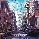 Seoul Neighborhood by noealz
