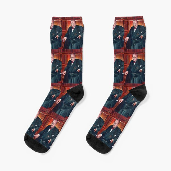 Churchill Socks