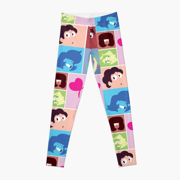 Steven Universe The Movie Characters Leggings