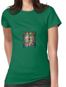 wedding 1 Womens Fitted T-Shirt