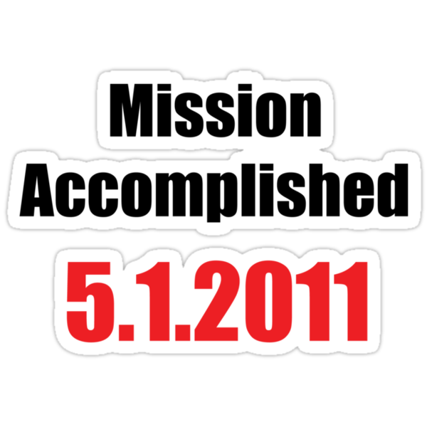 Mission Accomplished by margosnyderart
