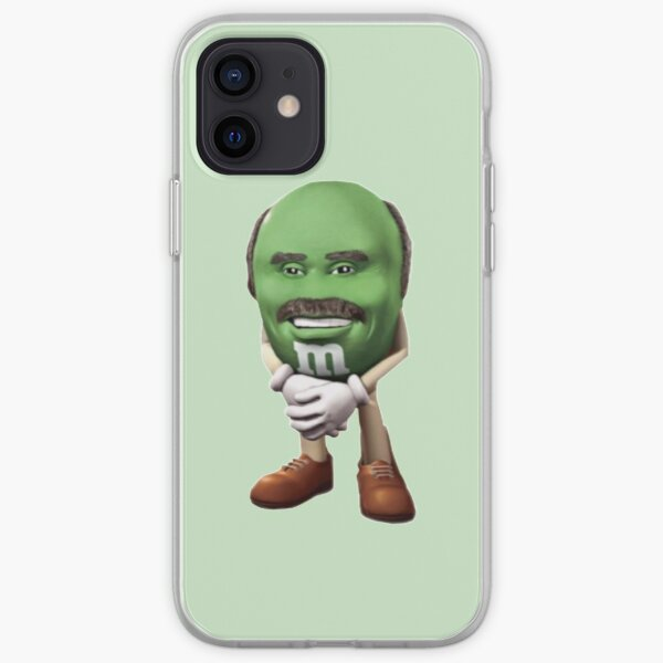 Dr Phil M&M iPhone Soft Case